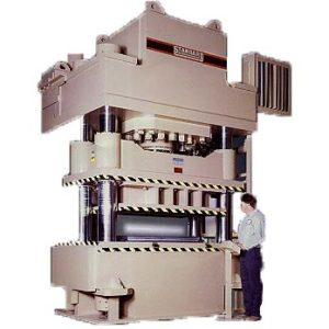 Standard Industrial 4-Column Hydraulic Presses