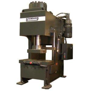 Standard Industrial C-Frame Hydraulic Presses