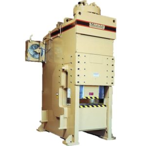 Standard Industrial Straight Side Hydraulic Presses