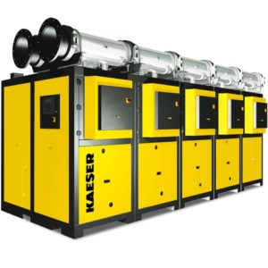 Modular High-Capacity Refrigerated Dryers